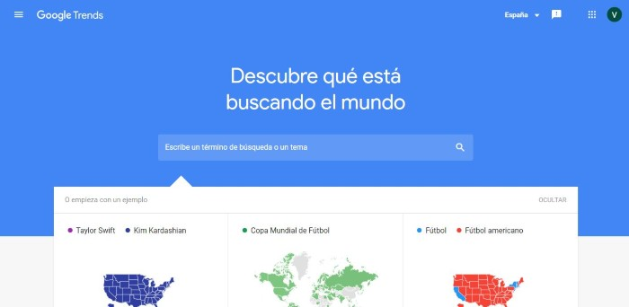 tendencias google trends